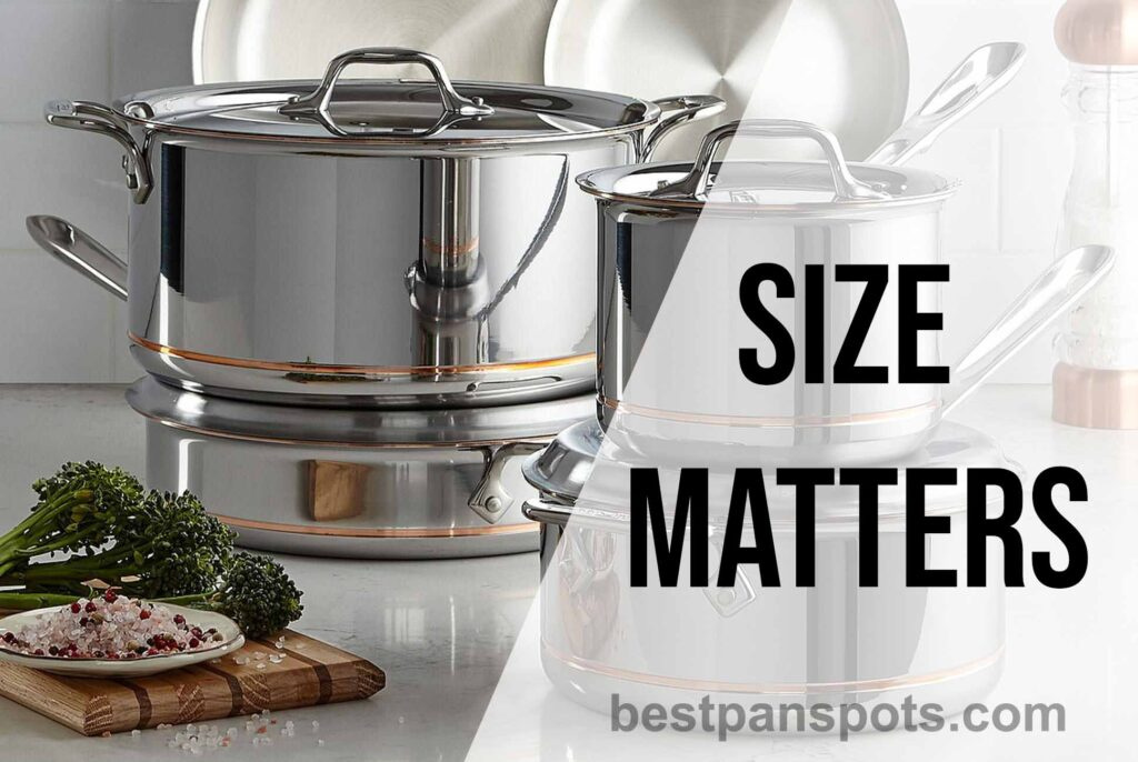 Best pots and pans for gas stove cookware sets sizes buying guide new