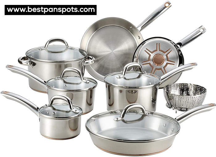 T-fal-C836SD-Ultimate-Stainless-Steel-Cookware-Set-Best-Pots-and-Pans-For-Gas-Stove