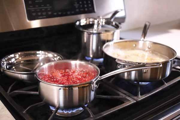 types of cookware sets pots and pans for gas stove buying guide