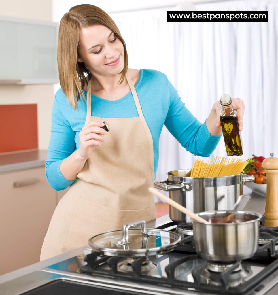 Best pots and pans for gas stove metal has big impact