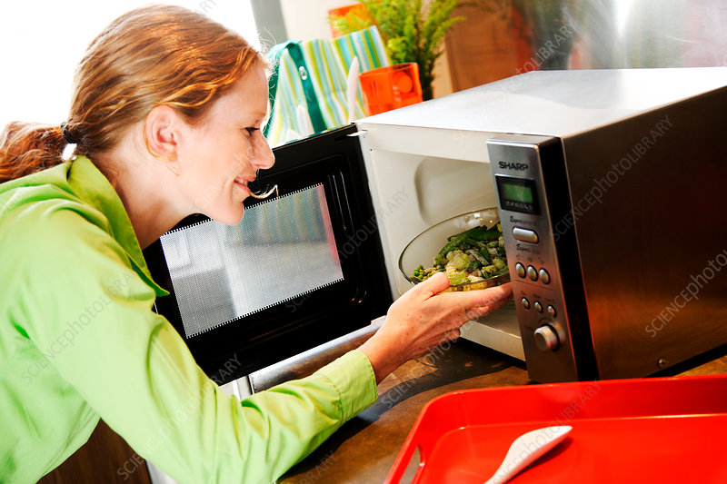 How To Remove Rust From The Inside Of A Microwave Oven?